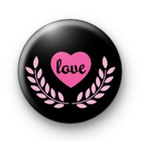 Love Pink 2 Badge