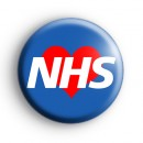 Love Your NHS Logo Badge