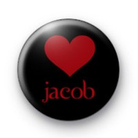 Jacob Black Love badge