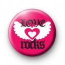 Love Rocks Badges