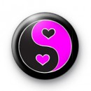 Ying Yang of Love badges