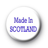 Made In Scotland Badges