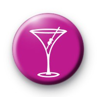 Cocktail Martini Badge