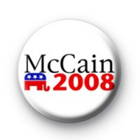 McCain 2008 Badge 1