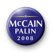 Vote McCain 2008 Badges