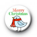 Christmas Bird Badges