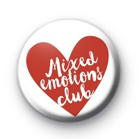 Mixed Emotions Club Badge
