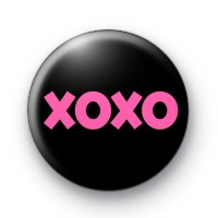 Modern Kisses XoXo Badges