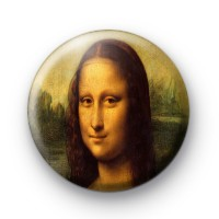 Mona Lisa badge