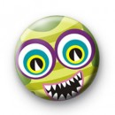 Wild Eyes Monster Badges
