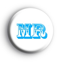 Mr Title Button Badges