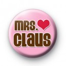 Mrs Claus Badge