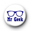 Mr Geek Badge