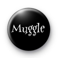 Muggle Harry Potter Button Badges