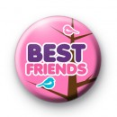 Birdy Best Friends Button Badges