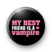 My Best Friend is a Vampire Badge thumbnail