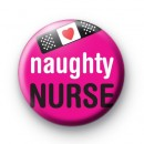 Naughty Nurse Badge