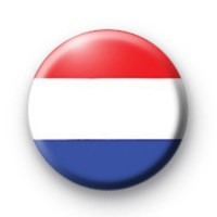 Netherlands Flag Badges