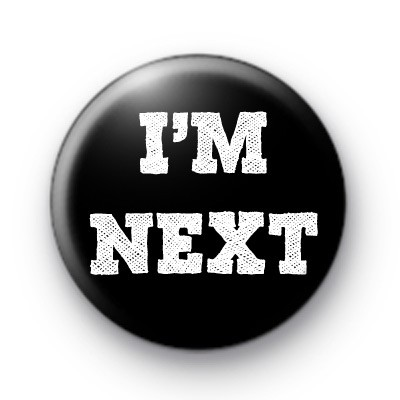 25mm badge 1 I plan therefore I am badge