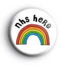 Rainbow NHS Hero Badge