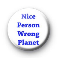 Nice person badges