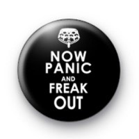 Now Panic and Freak Out Badge thumbnail