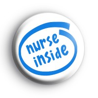Nurse Inside Badge