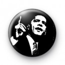 Barack Obama President badges