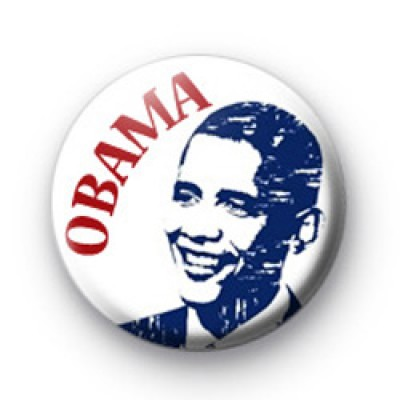 Barack Obama Blue badges