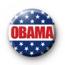 Barack Obama USA Badges