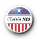 Barack Obama VOTE badges
