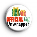 Official Gift Unwrapper Badge