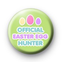 Official Easter Egg Hunter Badge