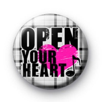Open Your Heart Badge