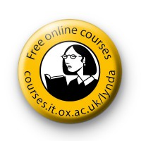 Oxford University Lynda Badge
