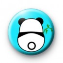 Cute Panda Pin Button Badges