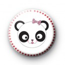 Everyone Love a Panda Badge