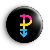 Pansexual Pride Symbol Badge Button Badges