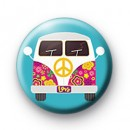 Peace Bus Badge