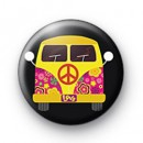 Peace Bus Badge 2