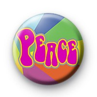 Peace For All Badges