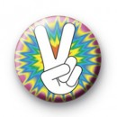 Peace Man badges