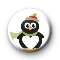 Wrap Up Warm Penguin Badge