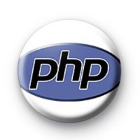 PHP logo Badges
