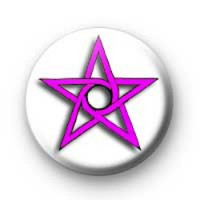 5 sided pink star badges