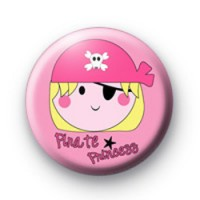 Pirate Princess Badge