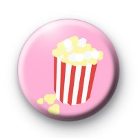 Popcorn Button Badges