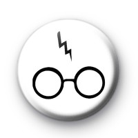 Harry Potter Glasses badge