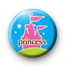 Cute Princess Castle badge
