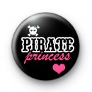 Pirate Princess Black Badges